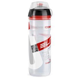 Elite Super Corsa MTB Trinkflasche  750ml transparent/rot